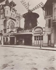 Moulin Rouge, que se ubica en Paris, Francia,