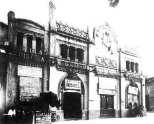 Bataclan 1925 Barcelona