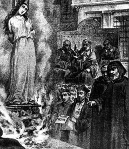 Quema de brujas, La inquisición en Barcelona